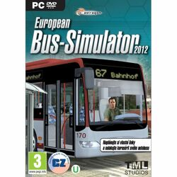 European Bus Simulator 2012 CZ na progamingshop.sk