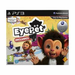 EyePet + PlayStation EYE