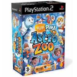 EyeToy: Play Astro Zoo CZ + Eye Toy kamera