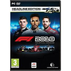 F1 2018: The Official Videogame (Headline Edition)