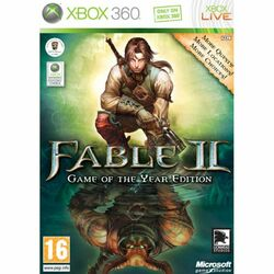 Fable 2 CZ (Game of the Year Edition) na progamingshop.sk