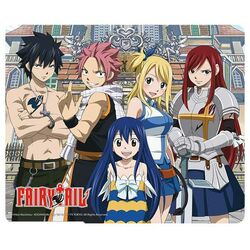 Fairy Tail Mousepad - Group