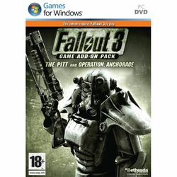 Fallout 3 Game Add-on Pack: The Pit and Operation Anchorage na progamingshop.sk