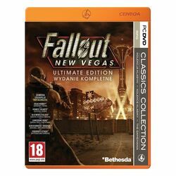 Fallout: New Vegas CZ (Ultimate Edition) na progamingshop.sk