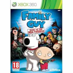 Family Guy: Back to the Multiverse na progamingshop.sk