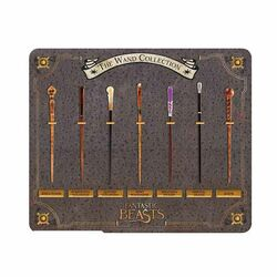 Fantastic Beasts Mousepad - Wand Collection