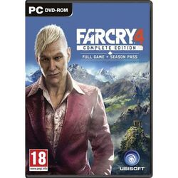 Far Cry 4 Complete Edition CZ