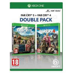 Far Cry 5 & Far Cry 4 (Double Pack) na progamingshop.sk
