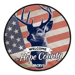 Far Cry 5 Mousepad - Welcome na progamingshop.sk