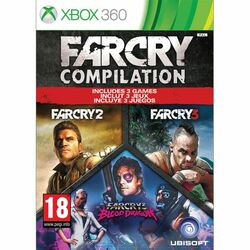 Far Cry Compilation na progamingshop.sk