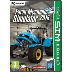 Farm Mechanic Simulator 2015 CZ na progamingshop.sk