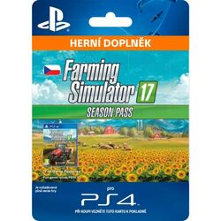 Farming Simulator 17 (CZ Season Pass) na progamingshop.sk