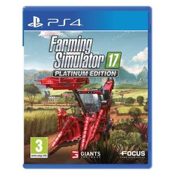 Farming Simulator 17 (Platinum Edition) na progamingshop.sk