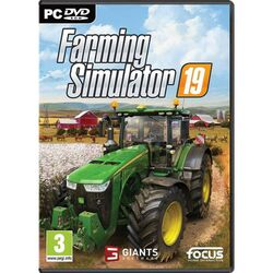 Farming Simulator 19 CZ (Collector's Edition) na progamingshop.sk