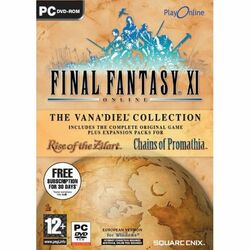 Final Fantasy 11 Online (The Vana'diel Collection)