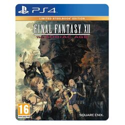 Final Fantasy 12: The Zodiac Age (Limited Edition)