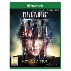Final Fantasy 15 (Game of the Year Royal Edition)