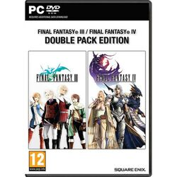 Final Fantasy 3 / Final Fantasy 4 (Double Pack Edition)
