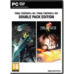 Final Fantasy 7 / Final Fantasy 8 (Double Pack Edition) na progamingshop.sk