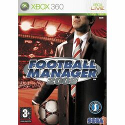 Football Manager 2008 na progamingshop.sk