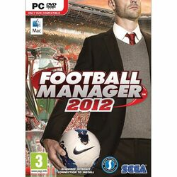 Football Manager 2012 CZ