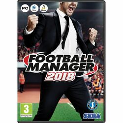 Football Manager 2018 CZ