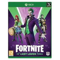 Fortnite (The Last Laugh Bundle)