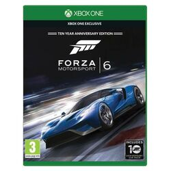 Forza Motorsport 6 (Ten Years Anniversary Edition)