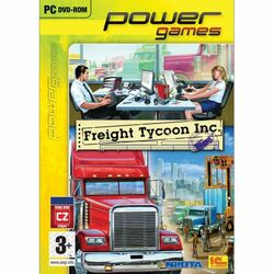 Freight Tycoon Inc. CZ na progamingshop.sk