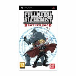 FullMetal Alchemist: Brotherhood na progamingshop.sk
