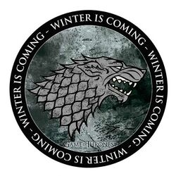 Game of Thrones Mousepad - Stark