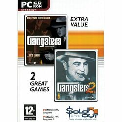 Gangsters: Organized Crime + Gangsters 2