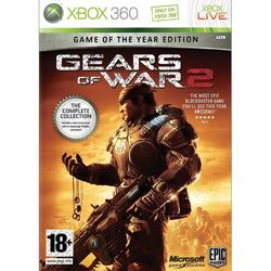 Gears of War 2 CZ (Game of the Year Edition) na progamingshop.sk