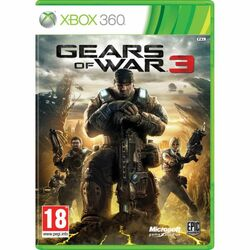 Gears of War 3 na progamingshop.sk