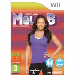 Get Fit with Mel B na progamingshop.sk