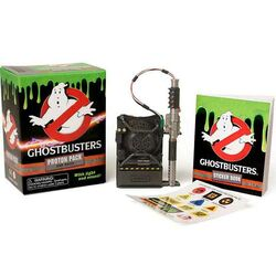 Ghostbusters: Proton Pack and Wand (Miniature Editions)