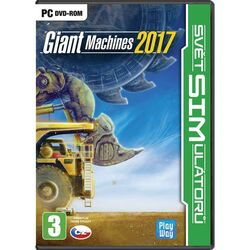 Giant Machines 2017 na progamingshop.sk