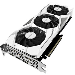 Gigabyte GeForce RTX 2070 GAMING OC, 8G White
