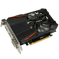 Gigabyte VGA GeForce GTX 1050 Ti D5 4GB
