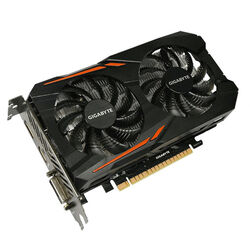Gigabyte VGA GeForce GTX 1050 Ti OC 4GB