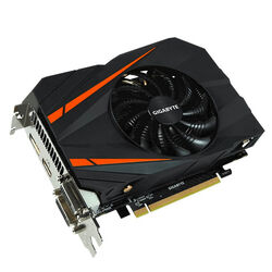 Gigabyte VGA GeForce GTX 1070 Mini ITX 8G (rev. 1.0)