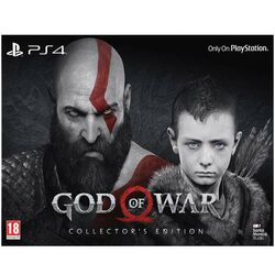 God of War CZ (Collector's Edition) na progamingshop.sk