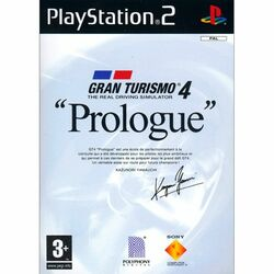 Gran Turismo 4: Prologue