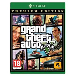 Grand Theft Auto 5 (Premium Edition) na progamingshop.sk