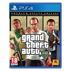 Grand Theft Auto 5 (Premium Online Edition)