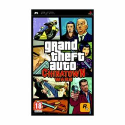 Grand Theft Auto: Chinatown Wars na progamingshop.sk