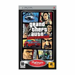 Grand Theft Auto: Liberty City Stories na progamingshop.sk