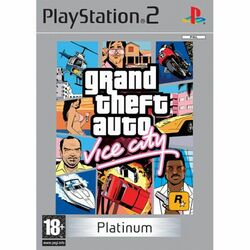 Grand Theft Auto: Vice City na progamingshop.sk