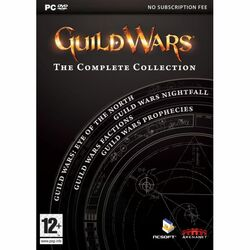 Guild Wars: The Complete Collection na progamingshop.sk