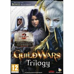 Guild Wars Trilogy na progamingshop.sk